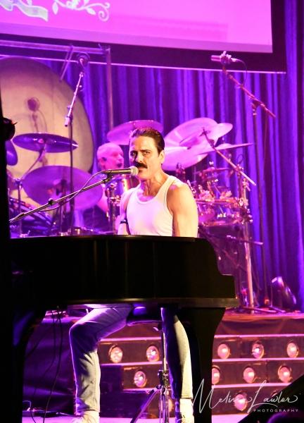 """Joesph Russo as """"Freddie Mercury"""""""