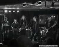 Billy Hector and The Midnight Horns - Carlos Francis, John Martin, Billy Hector, Suzan Lastovica, Sim Cain, Wilbo Wright