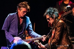 Charlie Sexton and Earl Slick