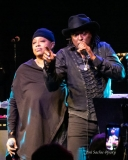 Lisa Fischer and Bernard Fowler