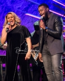 Darlene Love and Milton Vann