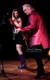 Dave Davies and Rebecca G Wilson