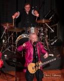 Dennis Diken and Dave Davies