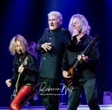 August Zadara, Dennis DeYoung and Jimmy Leahey