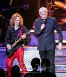 August Zadara and Dennis DeYoung