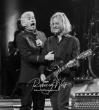 Dennis DeYoung and Jimmy Leahey