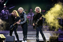 August Zadra, Dennis DeYoung and  Jim Leahey