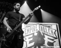 Empire Fallen - The Wellmont Theater (4/19/2019)
