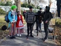 Girl Clown Set