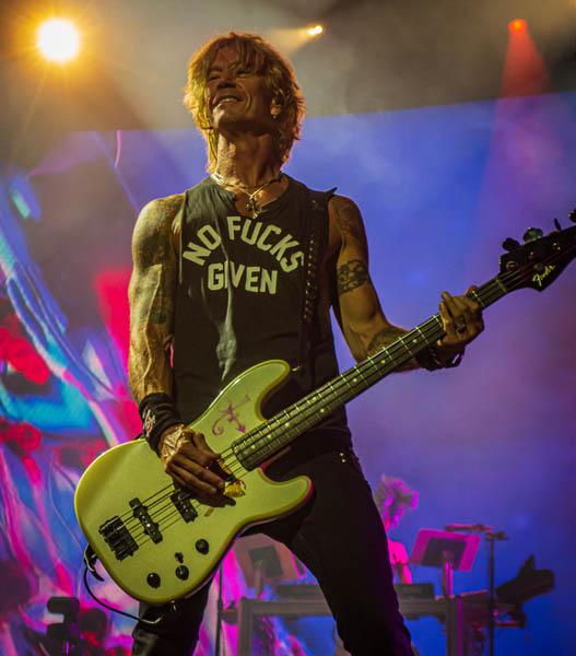 Duff McKagen Guns N Roses  By Tony Andolfi