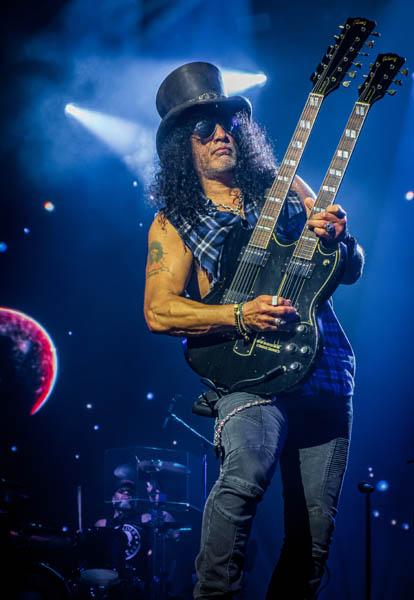 Slash Guns N Roses  By Tony Andolfi