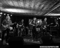 Katie Henry Band - guest guitar player Mike Buckman, Antar Goodwin, Katie Henry, John Hummel Jonathan Fritz, John Ginty