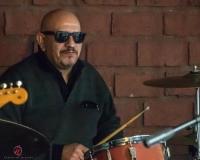 Jose Ernesto Escobar on Drums