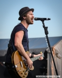 Lifehouse lead singer Jason Wade performs with the legendary alternative rock band who headlined the QuickChek Festival of Ballooning live concert series on Saturday, July 28, 2018.