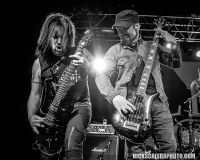 Patrick Kennison and Marty O'Brien