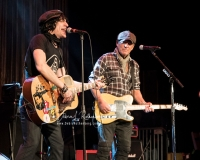 Jesse Malin and Bruce Springsteen