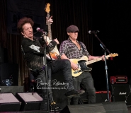 Willie Nile and Bruce Springsteen