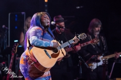 Yola performs at the Fifth Annual Love Rocks NYC benefit concert for God's Love We Deliver at the Beacon Theatre on June 3, 2021 in New York City.