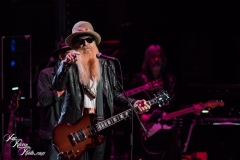 Billy F. Gibbons performs at the Fifth Annual Love Rocks NYC benefit concert for God's Love We Deliver at the Beacon Theatre on June 3, 2021 in New York City.
