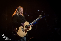 Warren Haynes6 performs at the Fifth Annual Love Rocks NYC benefit concert for God's Love We Deliver at the Beacon Theatre on June 3, 2021 in New York City.