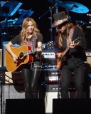 Sheryl Crow and Lukas Nelson