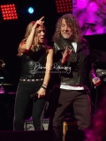 Sheryl Crow and Robert Plant