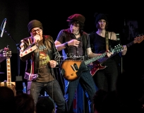 Dean Delray and Jesse Malin