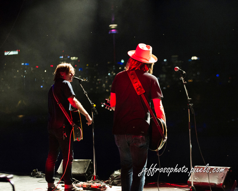 Ron Hawkins and Stephen Stanley