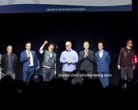 Jon Stewart, Bob Woodruff, Bruce Springsteen,Jim Gaffigan,Seth Meyers, Jimmy Carr, Eric Church