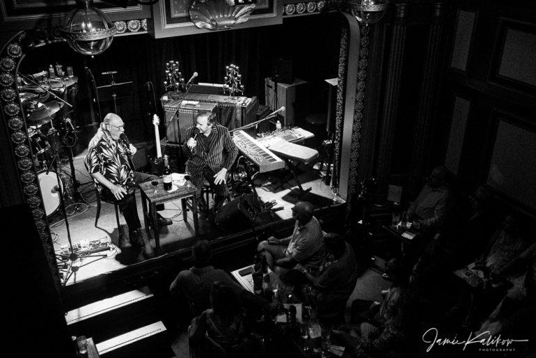 Steve Cropper, Jonny Rosch