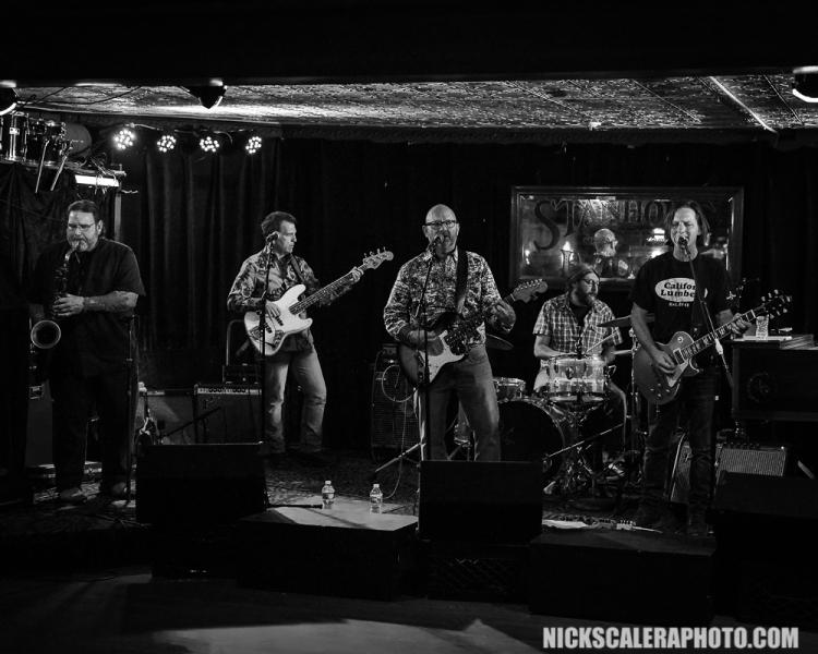 Trevor B. Power Band - Nick Conti, Mark Enright, Trevor B. Power, Tom DiCianni, Bill Gensch