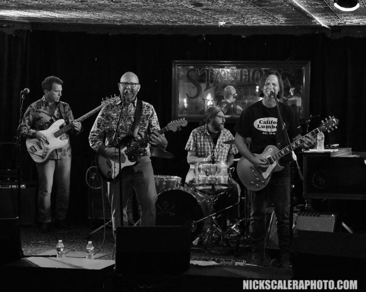 Trevor B. Power Band - Mark Enright, Trevor B. Power, Tom DiCianni, Bill Gensch