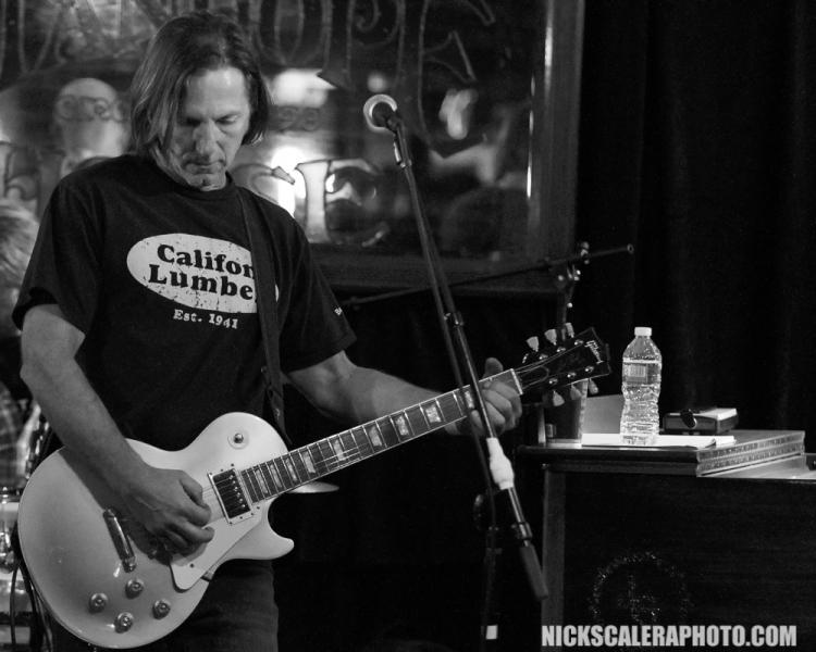 Trevor B. Power Band - Bill Gensch