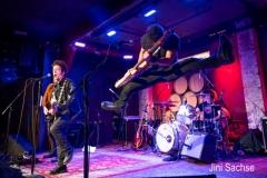 Johnny Pisano leaps