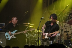 Billy Sheehan and Richie Kotzen