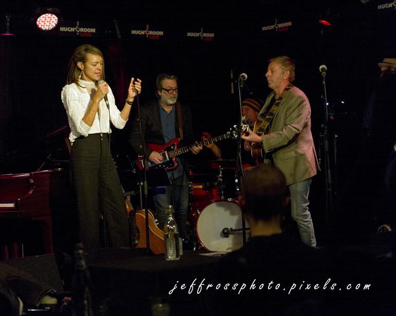 Wolfe Island Records - Kate Fenner, Chris Bennett, Chris Brown