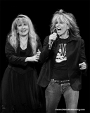 Stevie Nicks and Chrissie Hynde