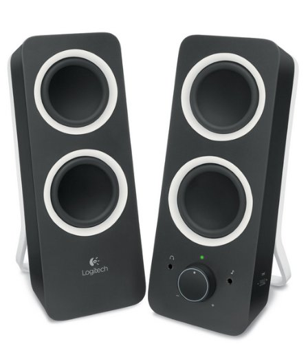 Product Review – Logitech Z200 Multimedia Speakers