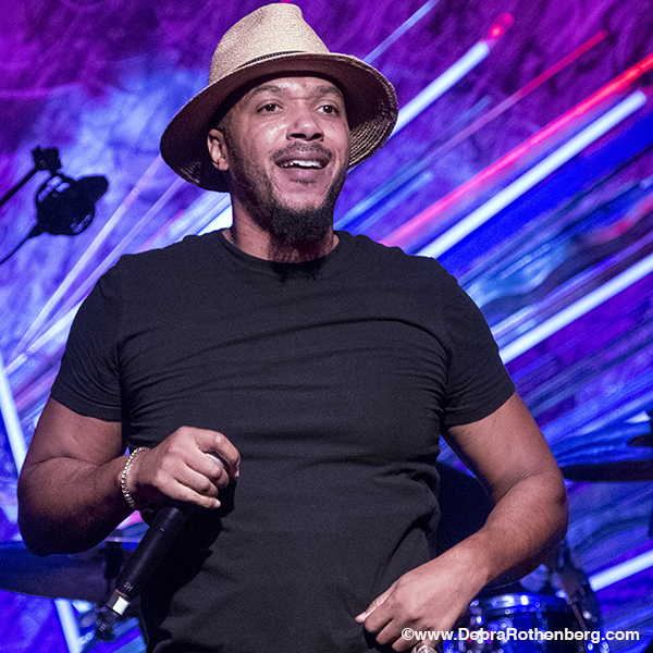 Lyfe Jennings at Sony Hall