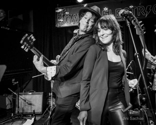 Mark Bosch and Diane Gentile