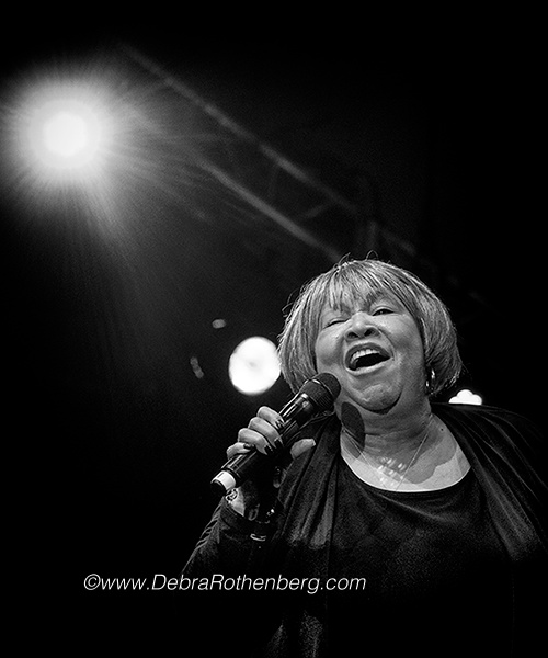 Mavis Staples and Joe Henry, with a special appearance by Amy Helm