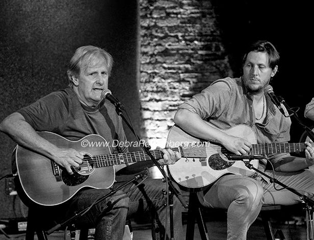 Jeff Daniels and Ben Daniels Band