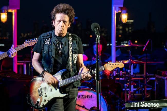 Willie Nile Rockin' The River Cruise