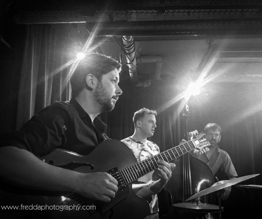 Jochen Rueckert Quartet
