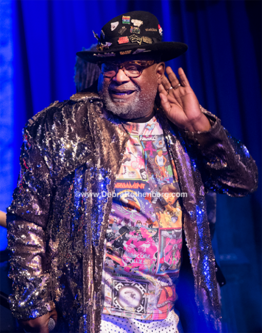 George Clinton And The Parliament Funkadelic