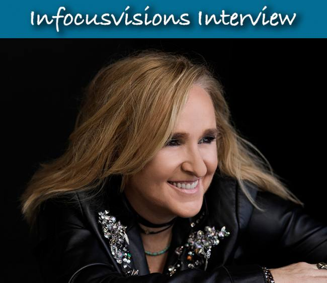 Melissa Etheridge – Interview