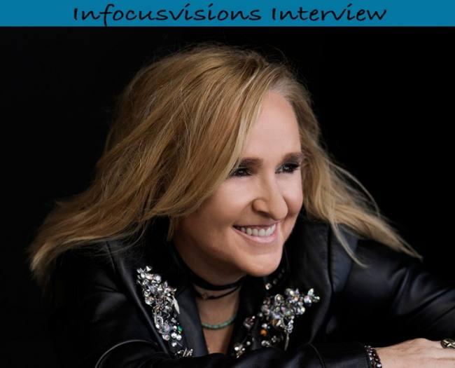 Melissa Etheridge – Interview