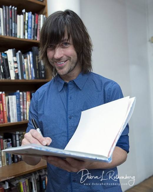 Rhett Miller Book Signing