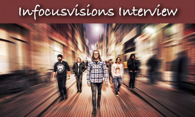 Candlebox Interview with Kevin Martin