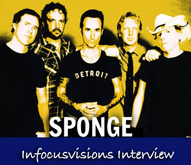 Interview With Sponge's Vinnie Dombroski